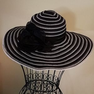 Beautiful Hat, worn once at the Kentucky Derby.